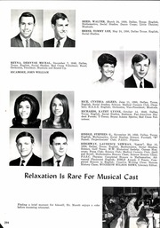 Page 298, 1968 Edition, Woodrow Wilson High School - Crusader Yearbook (Dallas, TX) online yearbook collection