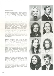 Page 234, 1973 Edition, Woodrow Wilson High School - Crusader Yearbook (Dallas, TX) online yearbook collection