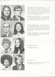 Page 237, 1973 Edition, Woodrow Wilson High School - Crusader Yearbook (Dallas, TX) online yearbook collection