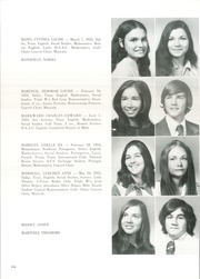 Page 238, 1973 Edition, Woodrow Wilson High School - Crusader Yearbook (Dallas, TX) online yearbook collection
