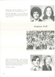 Page 244, 1973 Edition, Woodrow Wilson High School - Crusader Yearbook (Dallas, TX) online yearbook collection