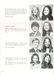 Page 246, 1973 Edition, Woodrow Wilson High School - Crusader Yearbook (Dallas, TX) online yearbook collection