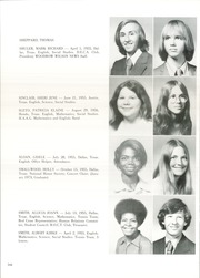 Page 250, 1973 Edition, Woodrow Wilson High School - Crusader Yearbook (Dallas, TX) online yearbook collection