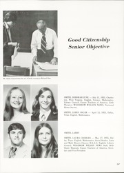 Page 251, 1973 Edition, Woodrow Wilson High School - Crusader Yearbook (Dallas, TX) online yearbook collection