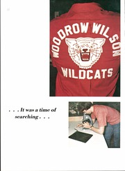 Page 12, 1974 Edition, Woodrow Wilson High School - Crusader Yearbook (Dallas, TX) online yearbook collection