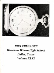 Page 5, 1974 Edition, Woodrow Wilson High School - Crusader Yearbook (Dallas, TX) online yearbook collection