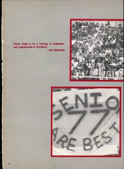 Page 12, 1977 Edition, Woodrow Wilson High School - Crusader Yearbook (Dallas, TX) online yearbook collection