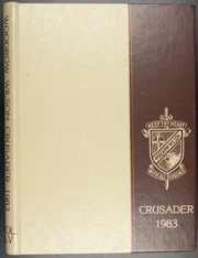Page 1, 1983 Edition, Woodrow Wilson High School - Crusader Yearbook (Dallas, TX) online yearbook collection