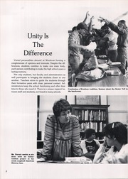 Page 12, 1983 Edition, Woodrow Wilson High School - Crusader Yearbook (Dallas, TX) online yearbook collection