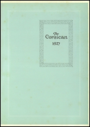 Page 7, 1927 Edition, Corsicana High School - Corsican Yearbook (Corsicana, TX) online yearbook collection