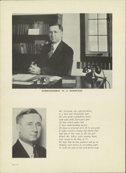 Page 16, 1932 Edition, Corsicana High School - Corsican Yearbook (Corsicana, TX) online yearbook collection