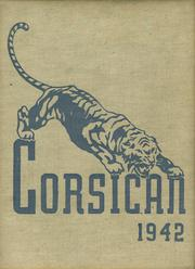Page 1, 1942 Edition, Corsicana High School - Corsican Yearbook (Corsicana, TX) online yearbook collection