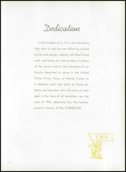Page 9, 1942 Edition, Corsicana High School - Corsican Yearbook (Corsicana, TX) online yearbook collection
