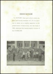 Page 7, 1943 Edition, Corsicana High School - Corsican Yearbook (Corsicana, TX) online yearbook collection