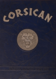 Page 1, 1945 Edition, Corsicana High School - Corsican Yearbook (Corsicana, TX) online yearbook collection