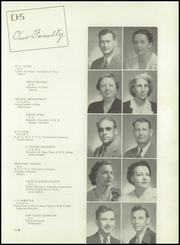 Page 17, 1945 Edition, Corsicana High School - Corsican Yearbook (Corsicana, TX) online yearbook collection