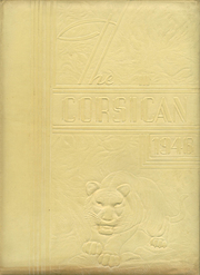 Page 1, 1946 Edition, Corsicana High School - Corsican Yearbook (Corsicana, TX) online yearbook collection