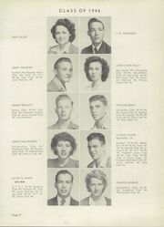 Page 13, 1946 Edition, Corsicana High School - Corsican Yearbook (Corsicana, TX) online yearbook collection