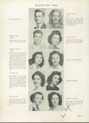 Page 14, 1946 Edition, Corsicana High School - Corsican Yearbook (Corsicana, TX) online yearbook collection