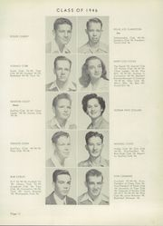Page 15, 1946 Edition, Corsicana High School - Corsican Yearbook (Corsicana, TX) online yearbook collection