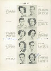 Page 16, 1946 Edition, Corsicana High School - Corsican Yearbook (Corsicana, TX) online yearbook collection