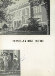 Page 8, 1946 Edition, Corsicana High School - Corsican Yearbook (Corsicana, TX) online yearbook collection