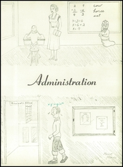 Page 11, 1949 Edition, Corsicana High School - Corsican Yearbook (Corsicana, TX) online yearbook collection