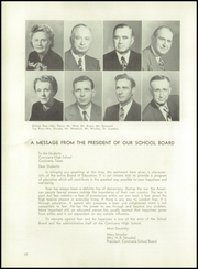 Page 14, 1949 Edition, Corsicana High School - Corsican Yearbook (Corsicana, TX) online yearbook collection