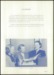 Page 15, 1950 Edition, Corsicana High School - Corsican Yearbook (Corsicana, TX) online yearbook collection