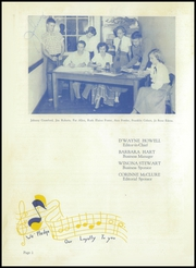 Page 6, 1950 Edition, Corsicana High School - Corsican Yearbook (Corsicana, TX) online yearbook collection