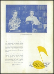 Page 7, 1950 Edition, Corsicana High School - Corsican Yearbook (Corsicana, TX) online yearbook collection
