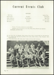Page 108, 1955 Edition, Corsicana High School - Corsican Yearbook (Corsicana, TX) online yearbook collection