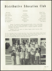 Page 109, 1955 Edition, Corsicana High School - Corsican Yearbook (Corsicana, TX) online yearbook collection
