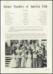 Page 113, 1955 Edition, Corsicana High School - Corsican Yearbook (Corsicana, TX) online yearbook collection