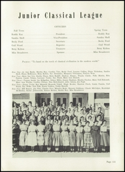 Page 115, 1955 Edition, Corsicana High School - Corsican Yearbook (Corsicana, TX) online yearbook collection