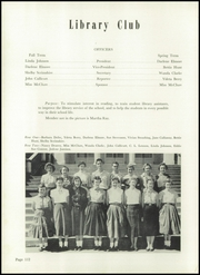 Page 116, 1955 Edition, Corsicana High School - Corsican Yearbook (Corsicana, TX) online yearbook collection