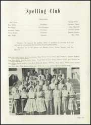 Page 119, 1955 Edition, Corsicana High School - Corsican Yearbook (Corsicana, TX) online yearbook collection