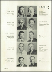 Page 18, 1955 Edition, Corsicana High School - Corsican Yearbook (Corsicana, TX) online yearbook collection