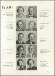 Page 19, 1955 Edition, Corsicana High School - Corsican Yearbook (Corsicana, TX) online yearbook collection