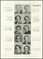 Page 20, 1955 Edition, Corsicana High School - Corsican Yearbook (Corsicana, TX) online yearbook collection