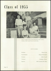 Page 22, 1955 Edition, Corsicana High School - Corsican Yearbook (Corsicana, TX) online yearbook collection