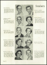 Page 24, 1955 Edition, Corsicana High School - Corsican Yearbook (Corsicana, TX) online yearbook collection