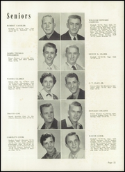 Page 25, 1955 Edition, Corsicana High School - Corsican Yearbook (Corsicana, TX) online yearbook collection