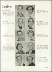 Page 27, 1955 Edition, Corsicana High School - Corsican Yearbook (Corsicana, TX) online yearbook collection