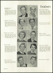 Page 28, 1955 Edition, Corsicana High School - Corsican Yearbook (Corsicana, TX) online yearbook collection