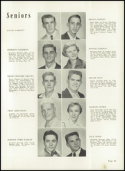 Page 29, 1955 Edition, Corsicana High School - Corsican Yearbook (Corsicana, TX) online yearbook collection