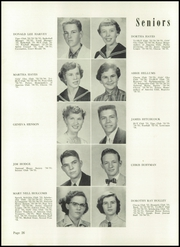 Page 30, 1955 Edition, Corsicana High School - Corsican Yearbook (Corsicana, TX) online yearbook collection
