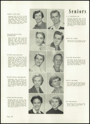 Page 32, 1955 Edition, Corsicana High School - Corsican Yearbook (Corsicana, TX) online yearbook collection