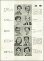 Page 34, 1955 Edition, Corsicana High School - Corsican Yearbook (Corsicana, TX) online yearbook collection