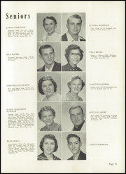 Page 35, 1955 Edition, Corsicana High School - Corsican Yearbook (Corsicana, TX) online yearbook collection